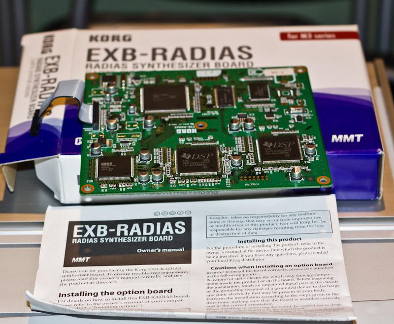 korg exb radias image 687174 audiofanzine rh en audiofanzine com Korg Pa X Keyboard Korg Radias