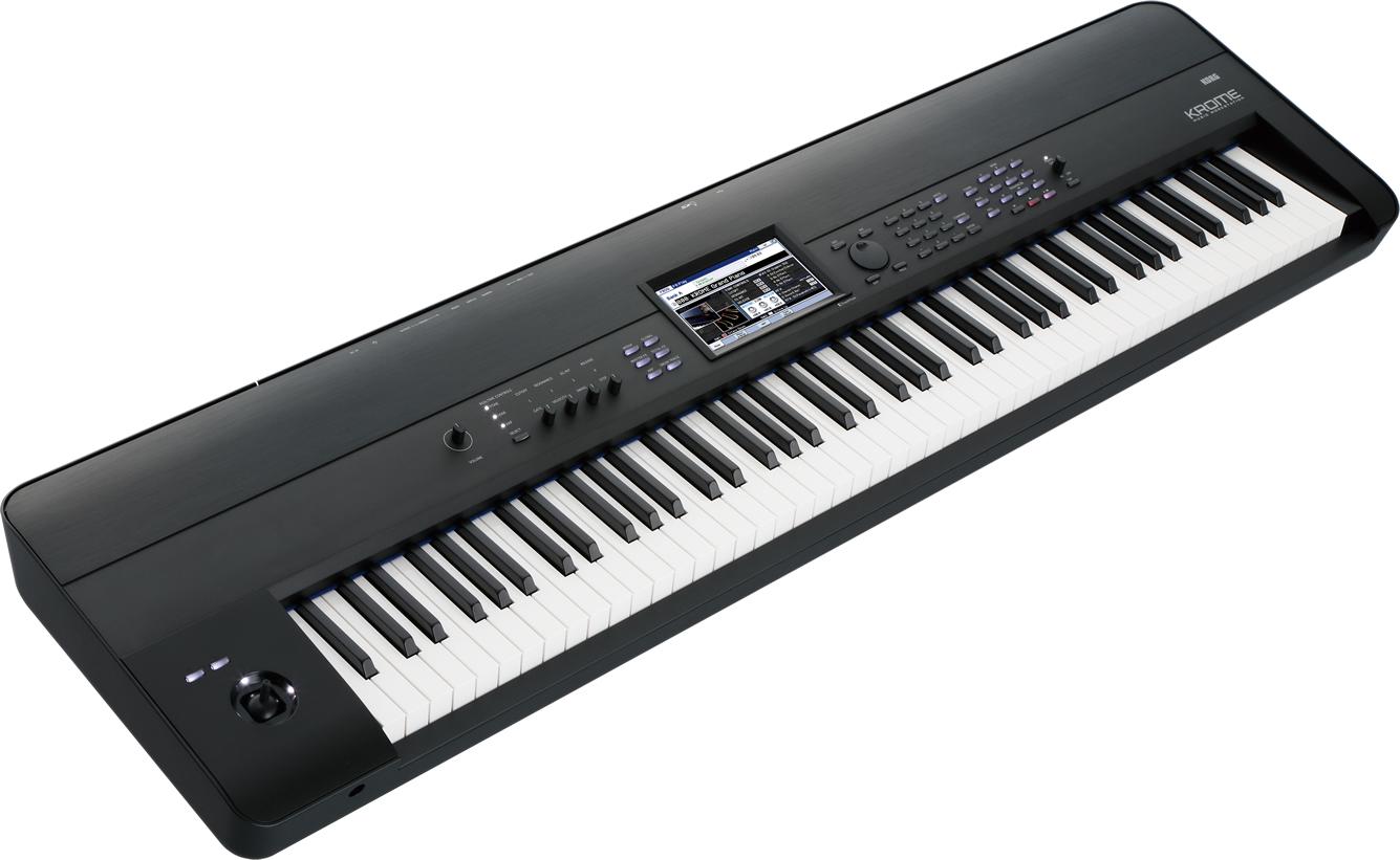 The Best Keyboard Workstation 2018 : korg krome 73 image 727282 audiofanzine ~ Hamham.info Haus und Dekorationen