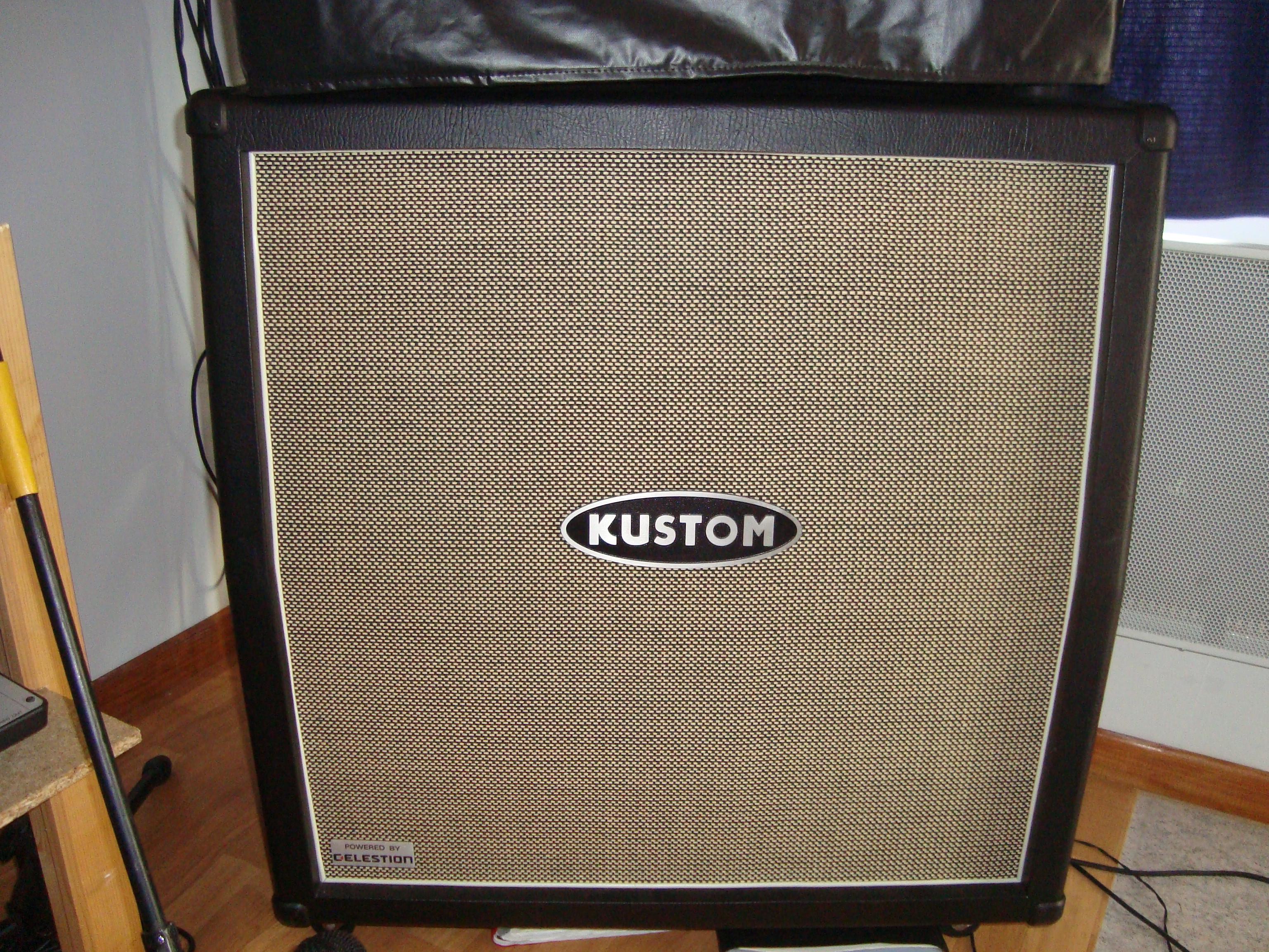 Kustom Quad ST 412A image (#501508) - Audiofanzine