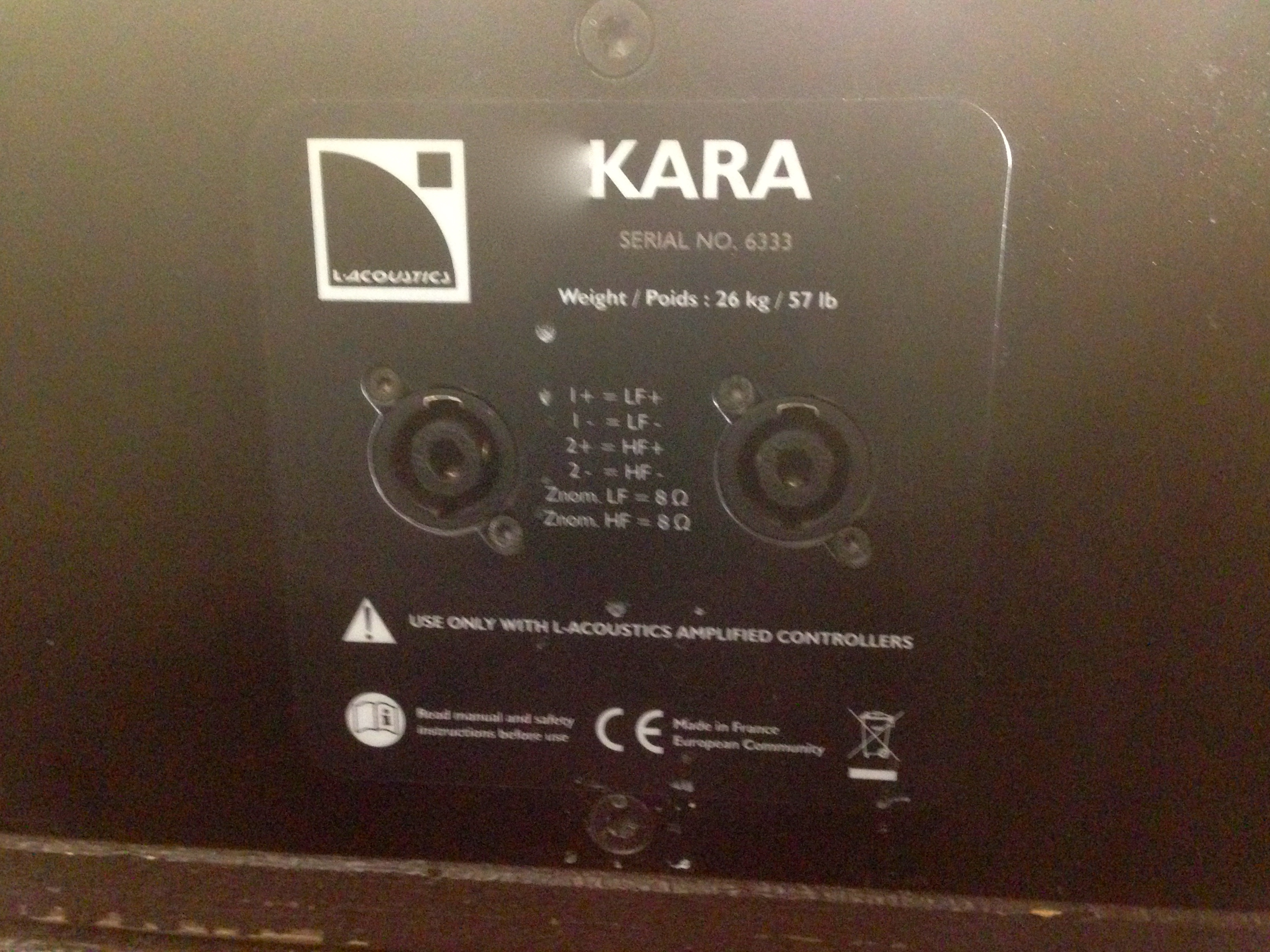 Home Guitar Studio Design L Acoustics Kara Image 784196 Audiofanzine