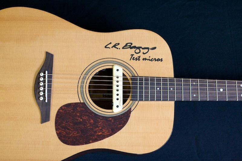 test de trois micros guitare l r baggs guitare trip l r. Black Bedroom Furniture Sets. Home Design Ideas