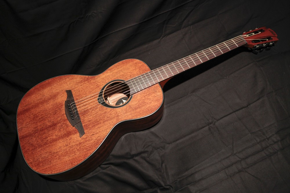 Musical Instruments & Gear Dashing Lag Tramontane T270pe Parlor Satin Acoustic Electric Guitar Acoustic Electric Guitars