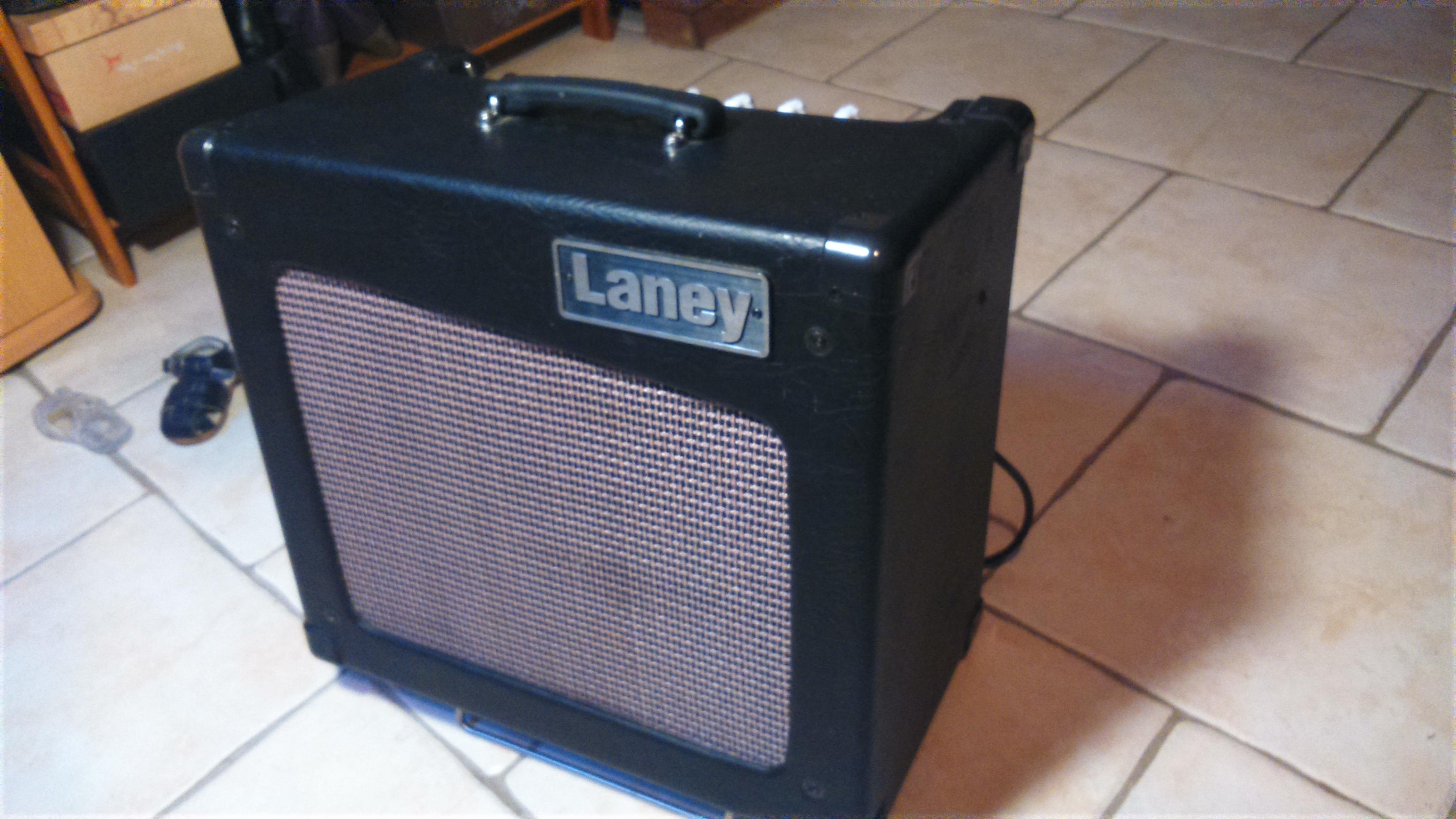 laney cub12r image 1169533 audiofanzine. Black Bedroom Furniture Sets. Home Design Ideas