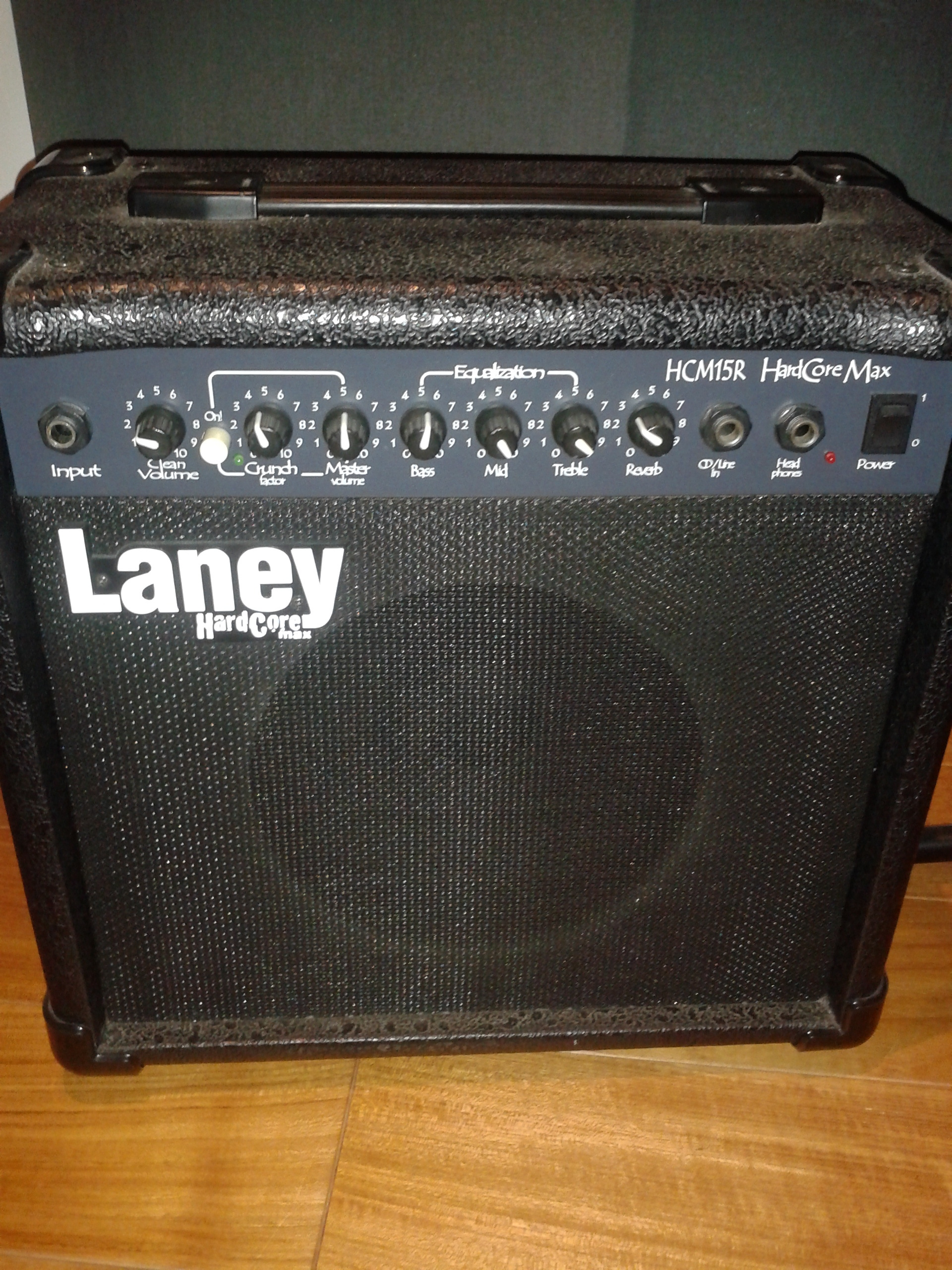Laney Amplification - Official Site