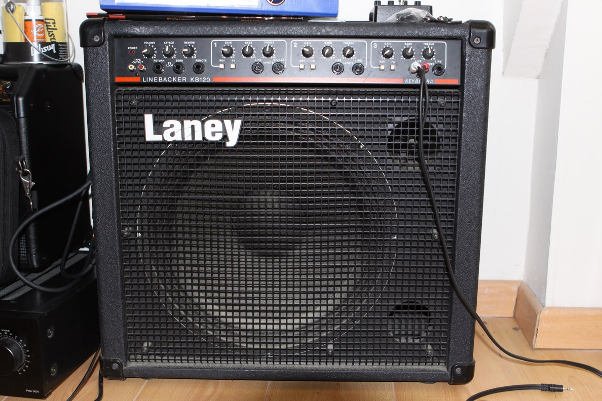 laney kb 120 vds ampli guitare. Black Bedroom Furniture Sets. Home Design Ideas