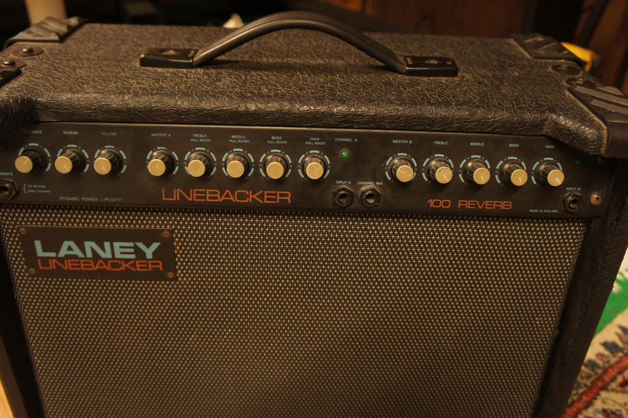 User manuals, Laney Amplifier Operating guides and Service manuals.  Linebacker LR35. Upload manual.