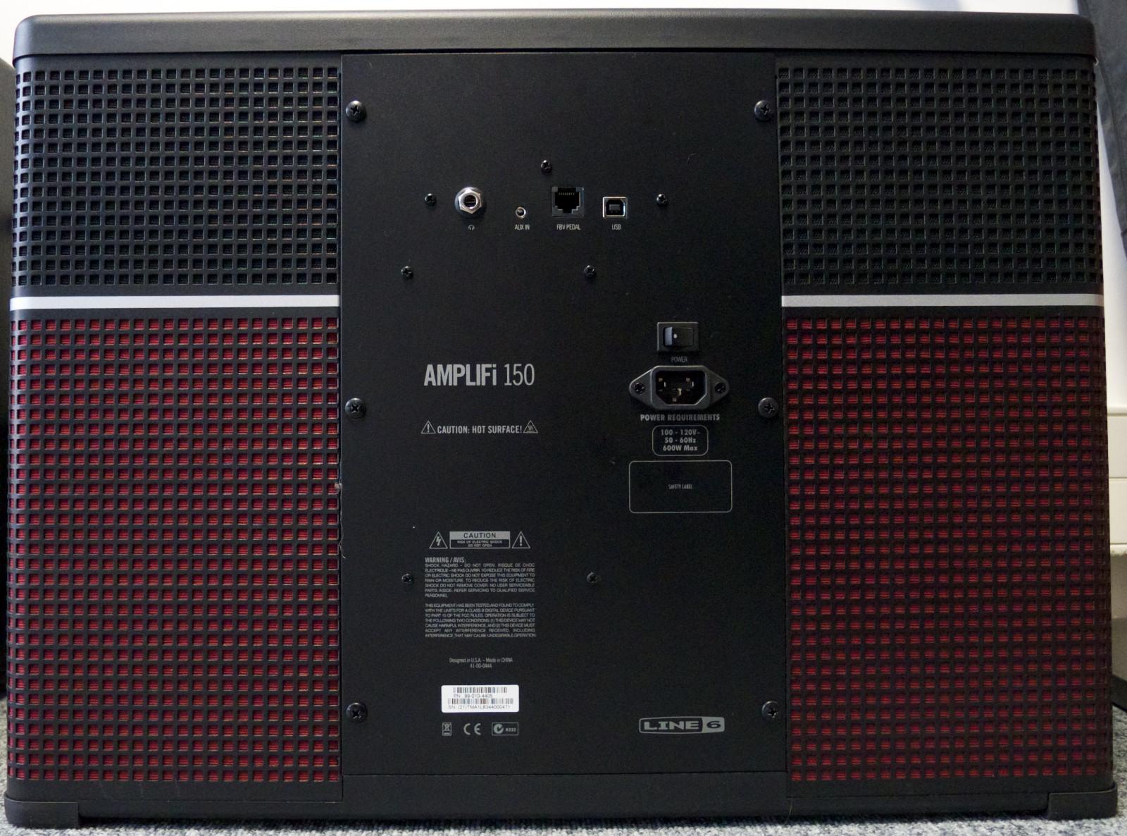 line 6 amplifi 75 image 764106 audiofanzine. Black Bedroom Furniture Sets. Home Design Ideas