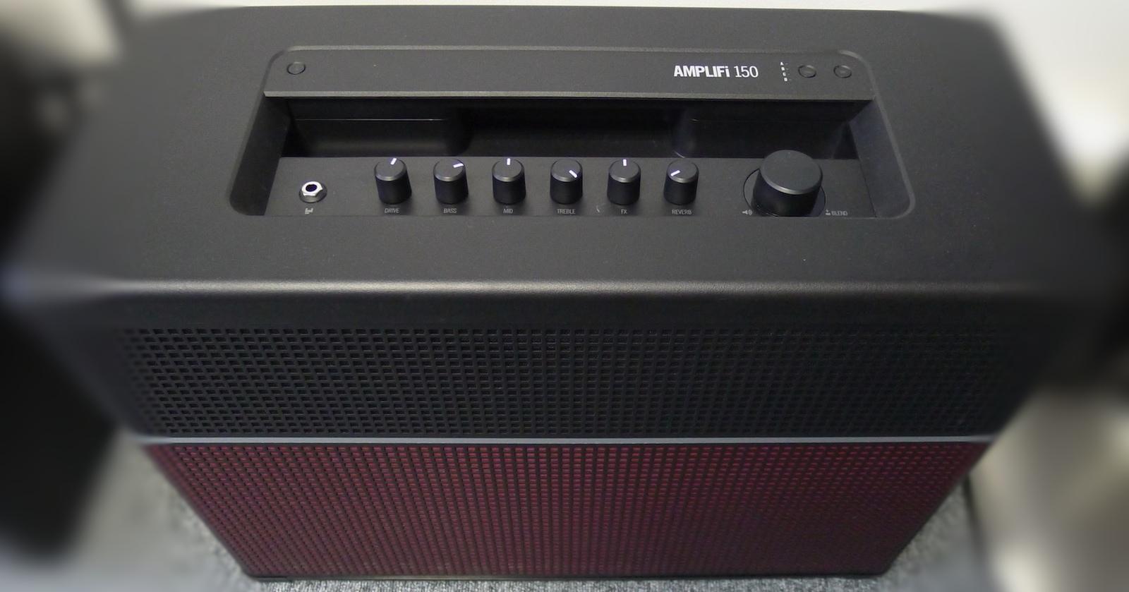line 6 amplifi 150 image 764113 audiofanzine. Black Bedroom Furniture Sets. Home Design Ideas