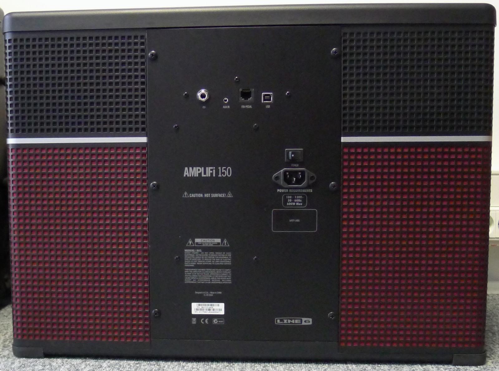line 6 amplifi 150 image 764114 audiofanzine. Black Bedroom Furniture Sets. Home Design Ideas