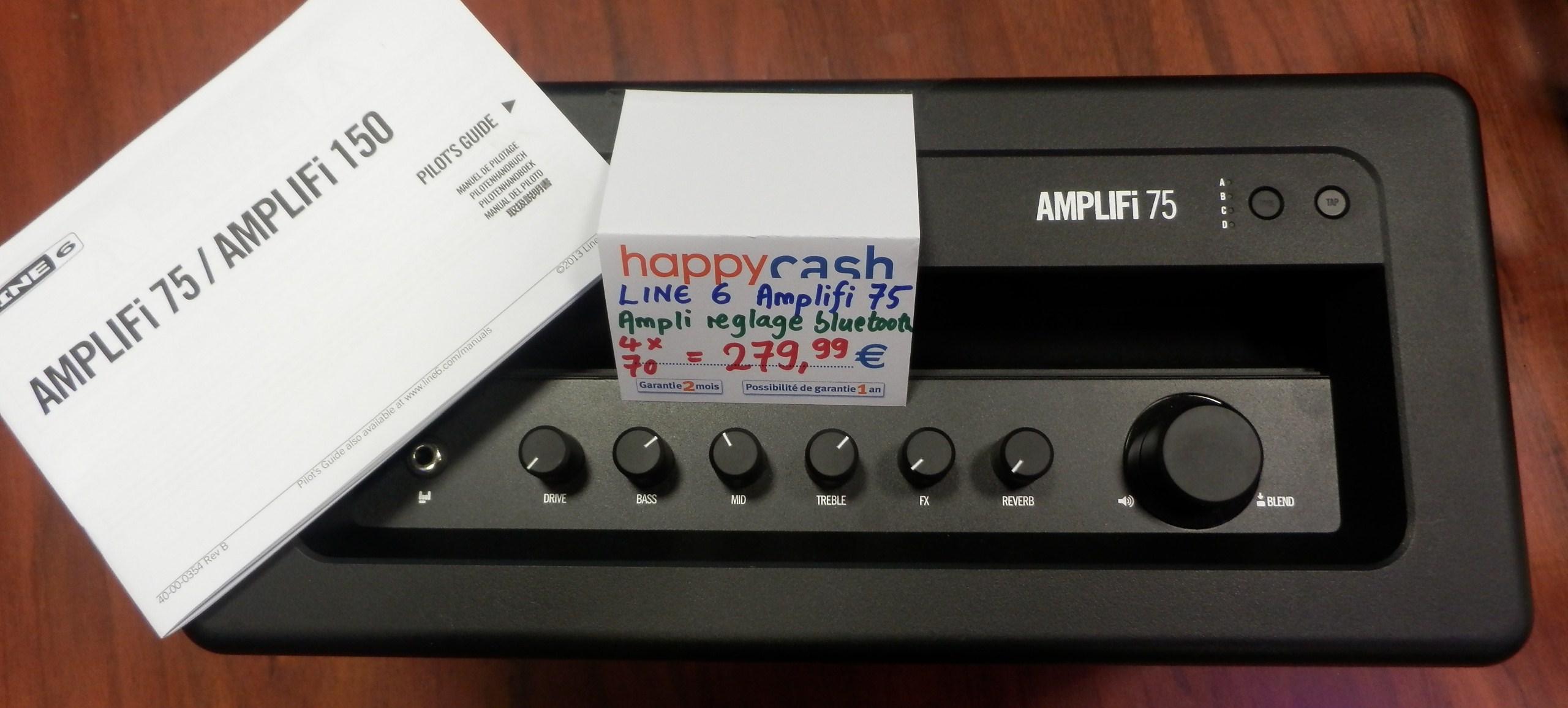 line 6 amplifi 75 image 803648 audiofanzine. Black Bedroom Furniture Sets. Home Design Ideas
