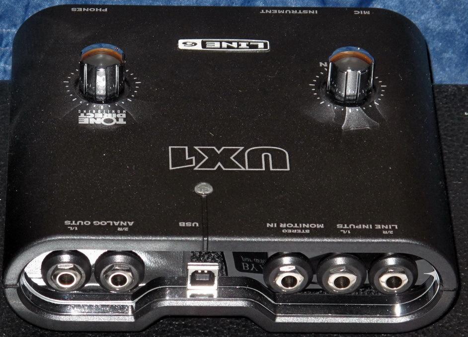 User reviews Line 6 TonePort UX1 - Audiofanzine