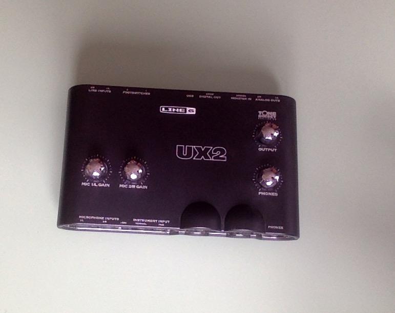 Line 6 Toneport Ux2 Manual