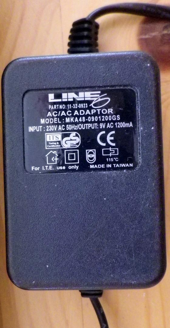 Line 6 Pod Xt Live User Manual