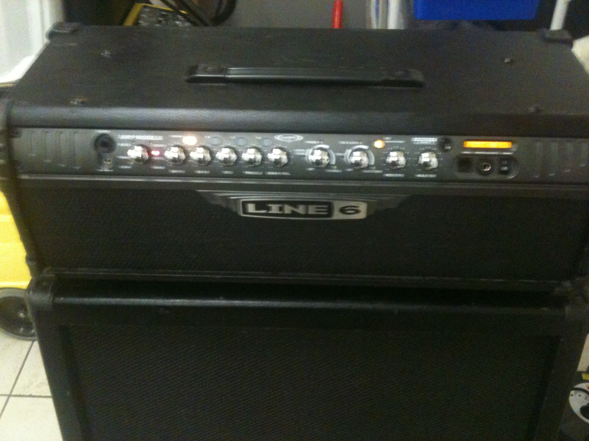 line 6 spider iii 150 manual