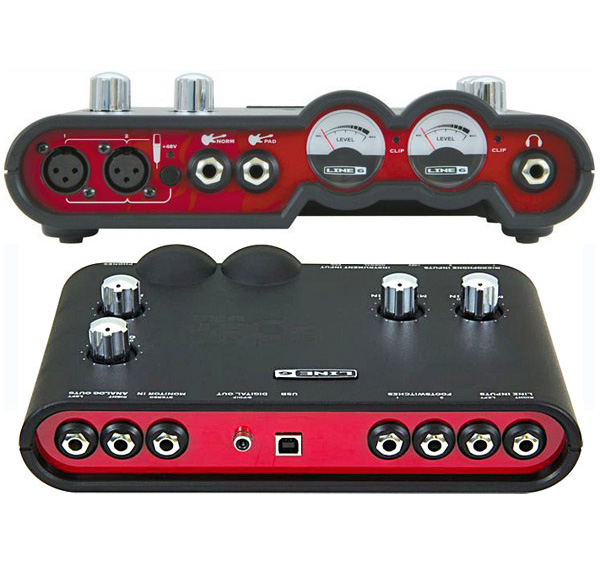 LINE 6 TONEPORT UX2 DRIVERS DOWNLOAD FREE