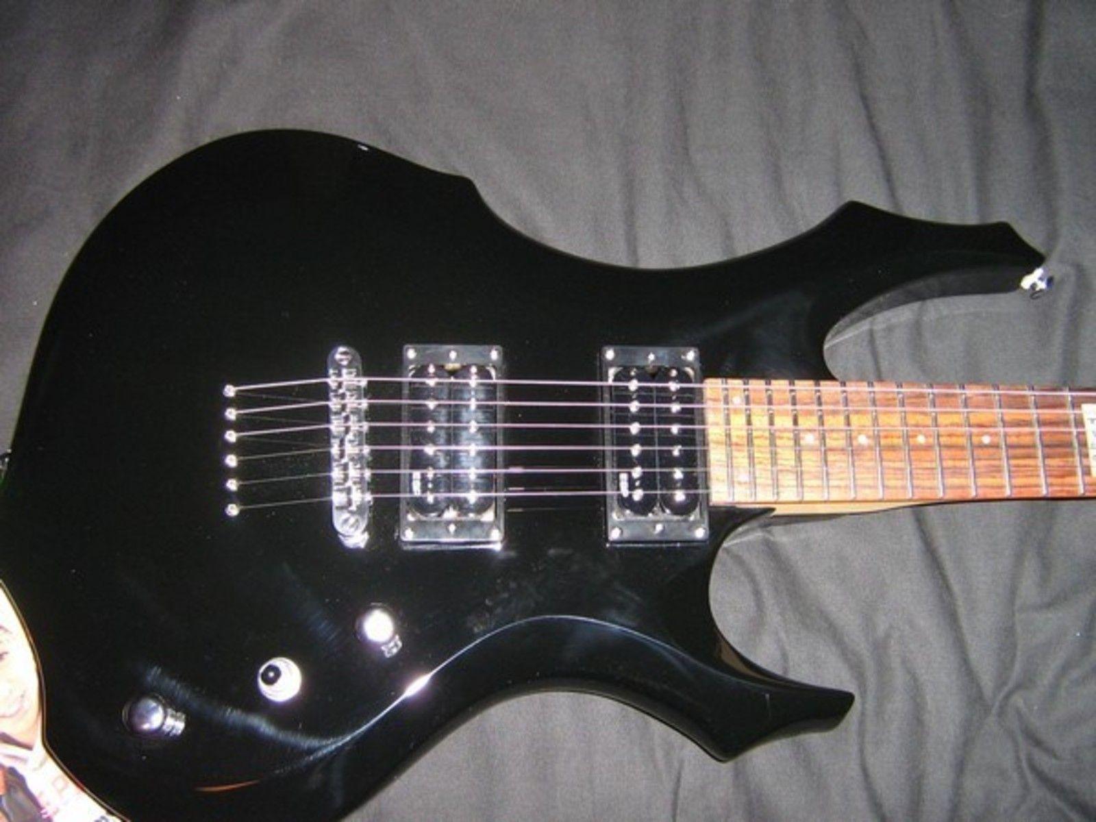 guitare electrique ltd f50