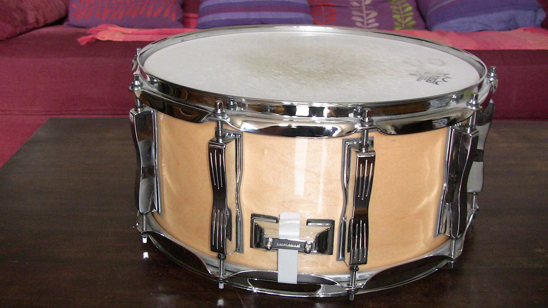 ludwig drums classic maple 14 x 6 5 snare image 679622 audiofanzine. Black Bedroom Furniture Sets. Home Design Ideas