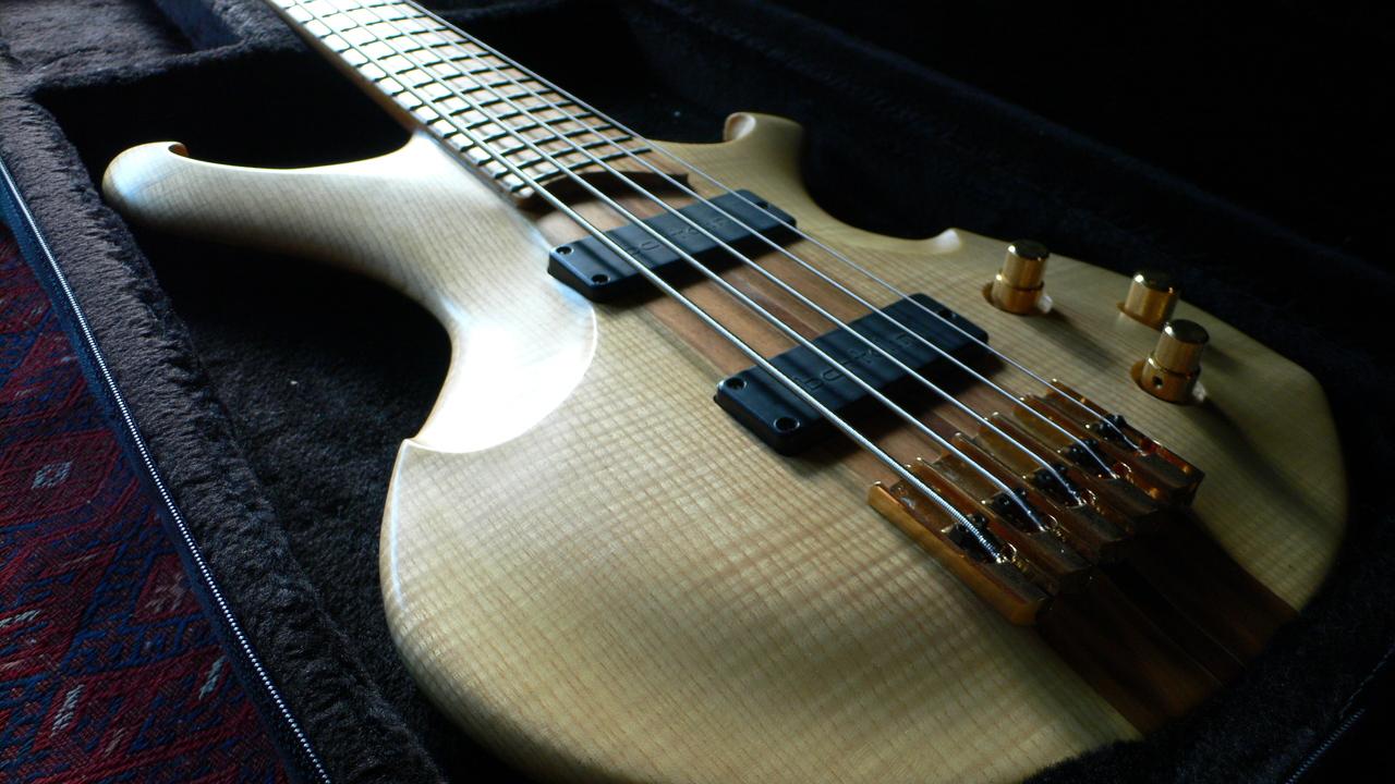 guitare electrique luthier france