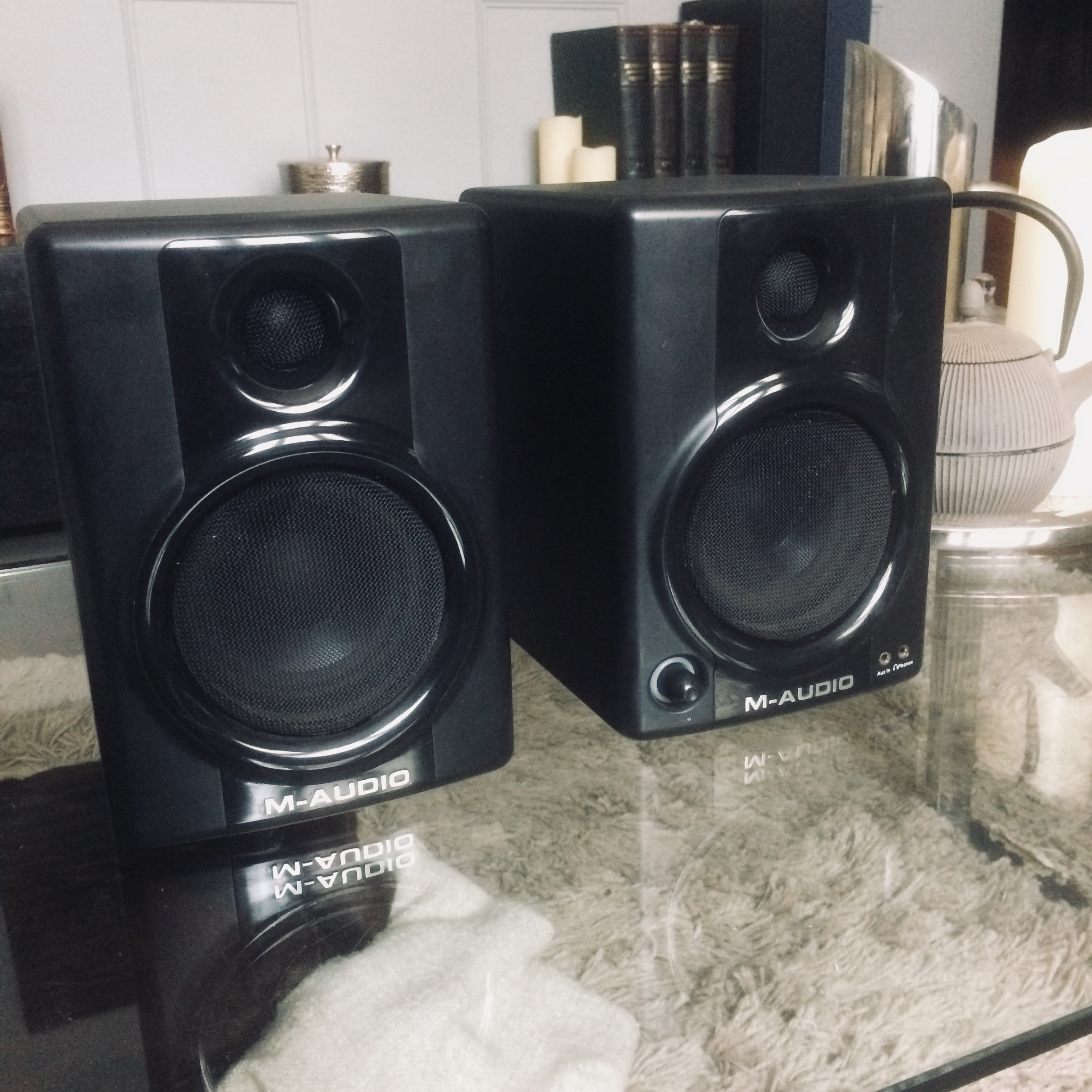 m audio av40 manual