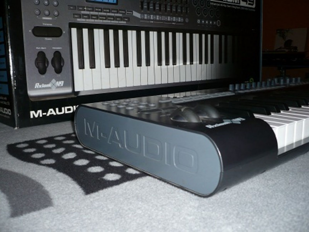m audio axiom 49. Black Bedroom Furniture Sets. Home Design Ideas