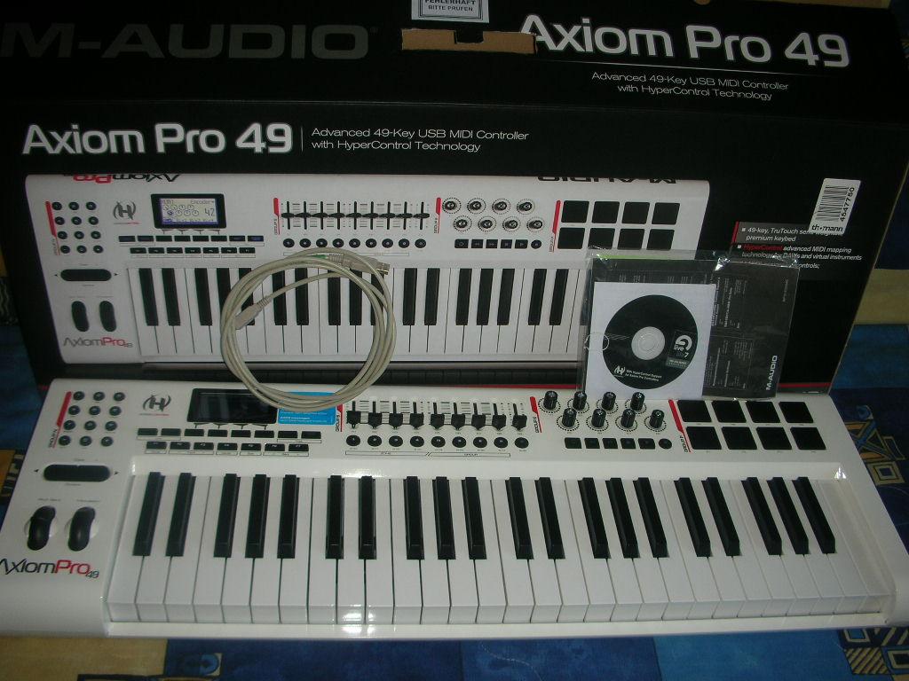 Axiom Pro 49