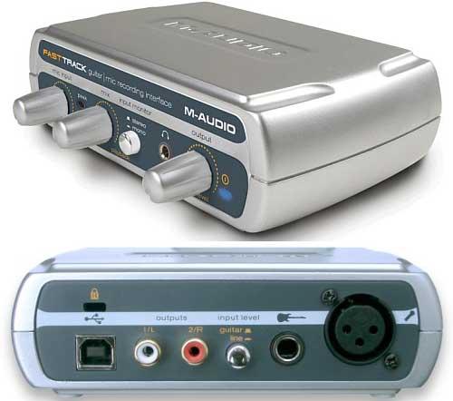 m audio fast track image 611274 audiofanzine