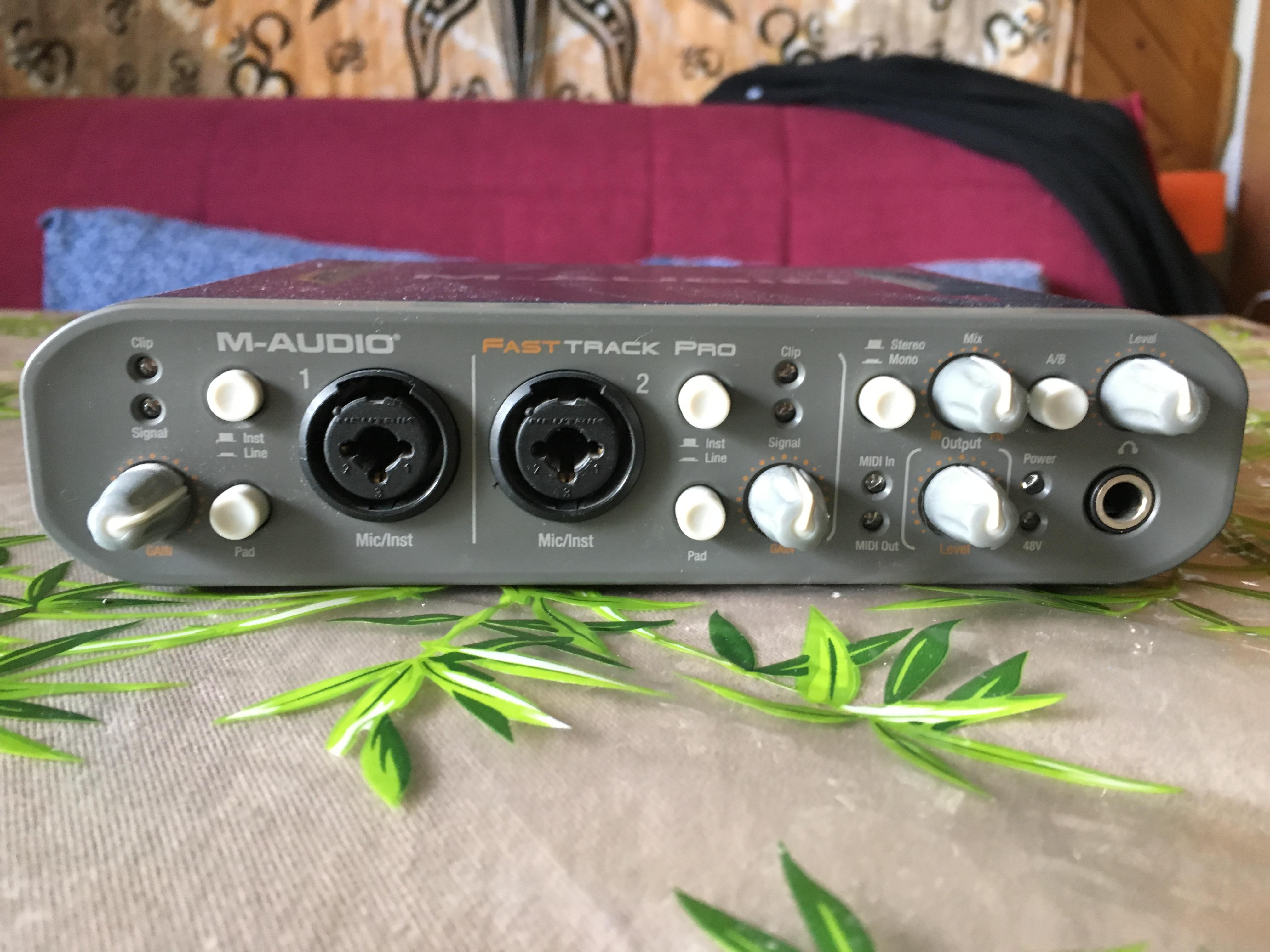 m audio fast track c400 driver mac el capitan