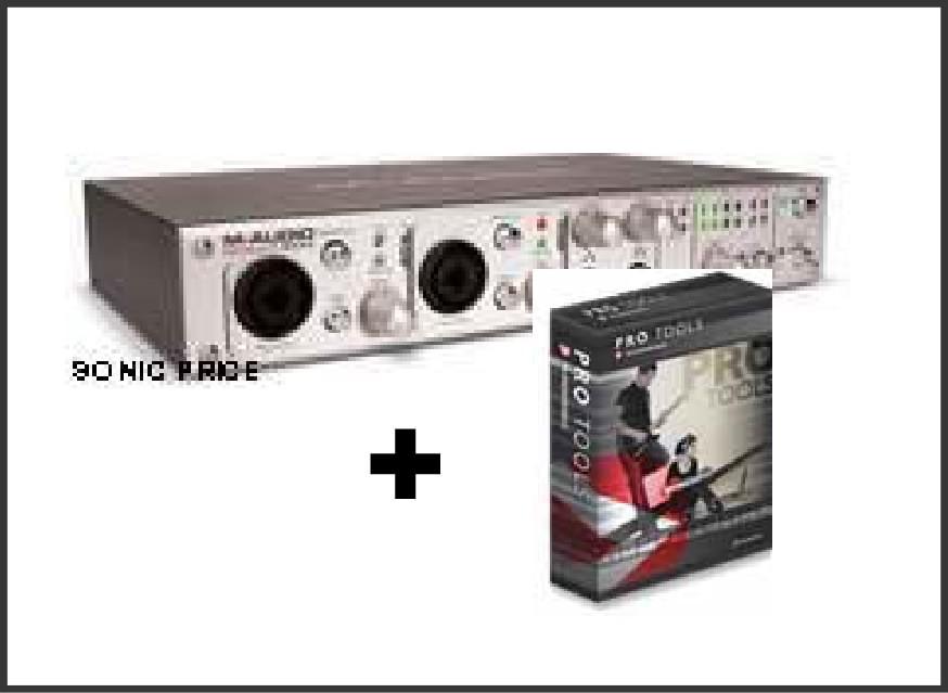 photo m audio firewire 18 14 m audio carte son firewire. Black Bedroom Furniture Sets. Home Design Ideas