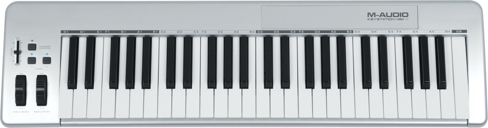 m audio keystation pro 88 manual