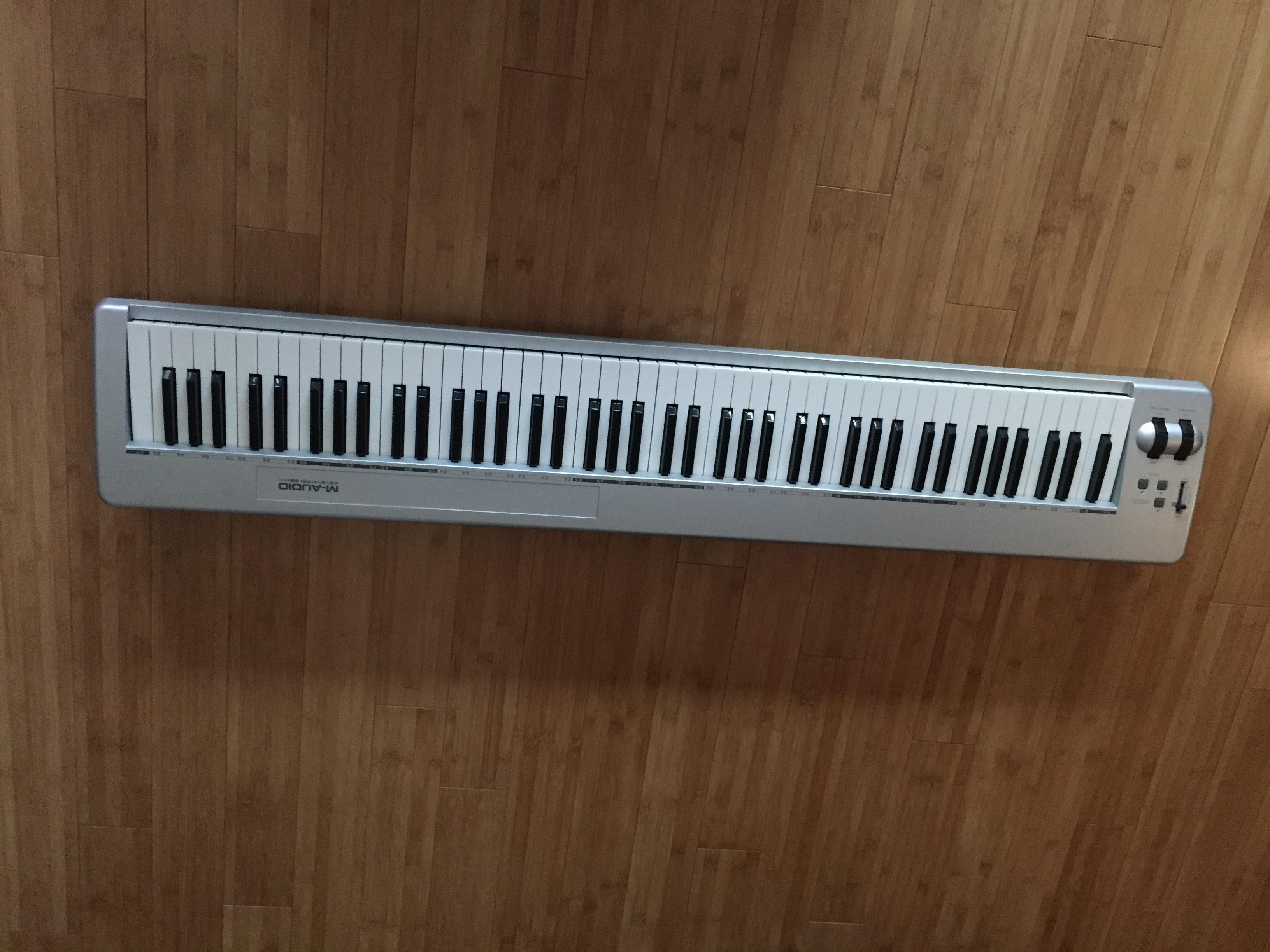 clavier m audio keystation 88 es ile de france. Black Bedroom Furniture Sets. Home Design Ideas