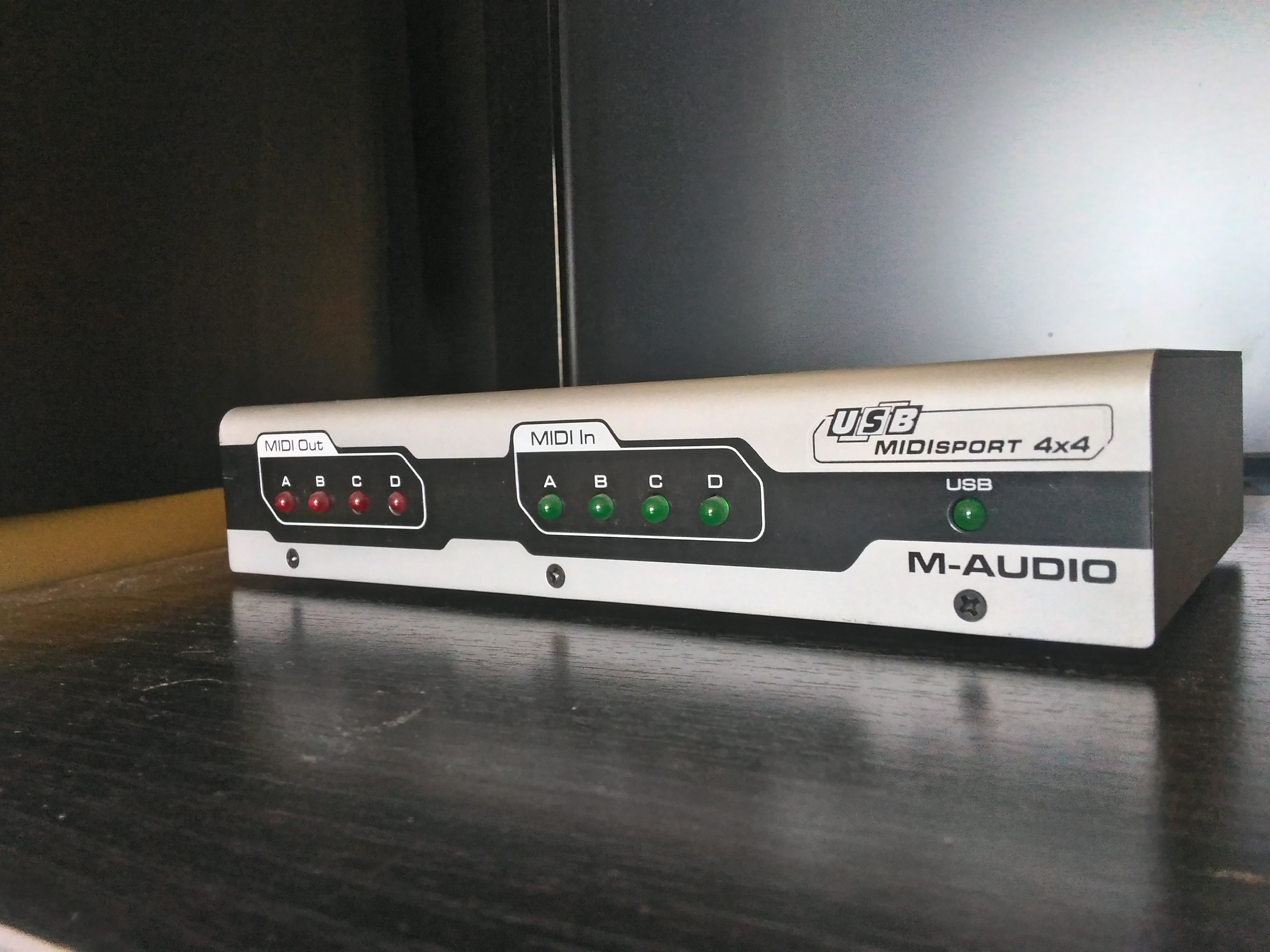 m audio midisport 2x2 manual