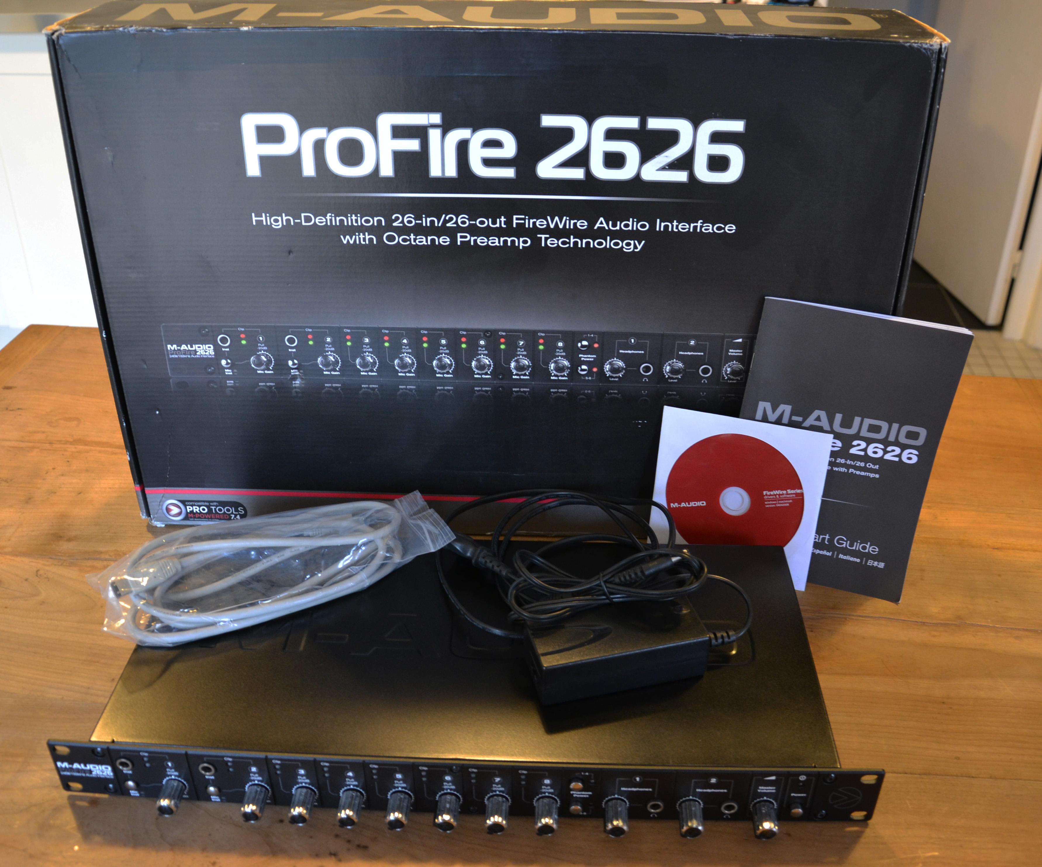 m audio profire 2626 image 886026 audiofanzine. Black Bedroom Furniture Sets. Home Design Ideas