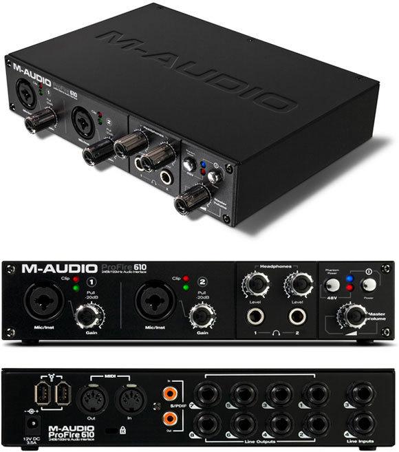 M-Audio Drivers Download