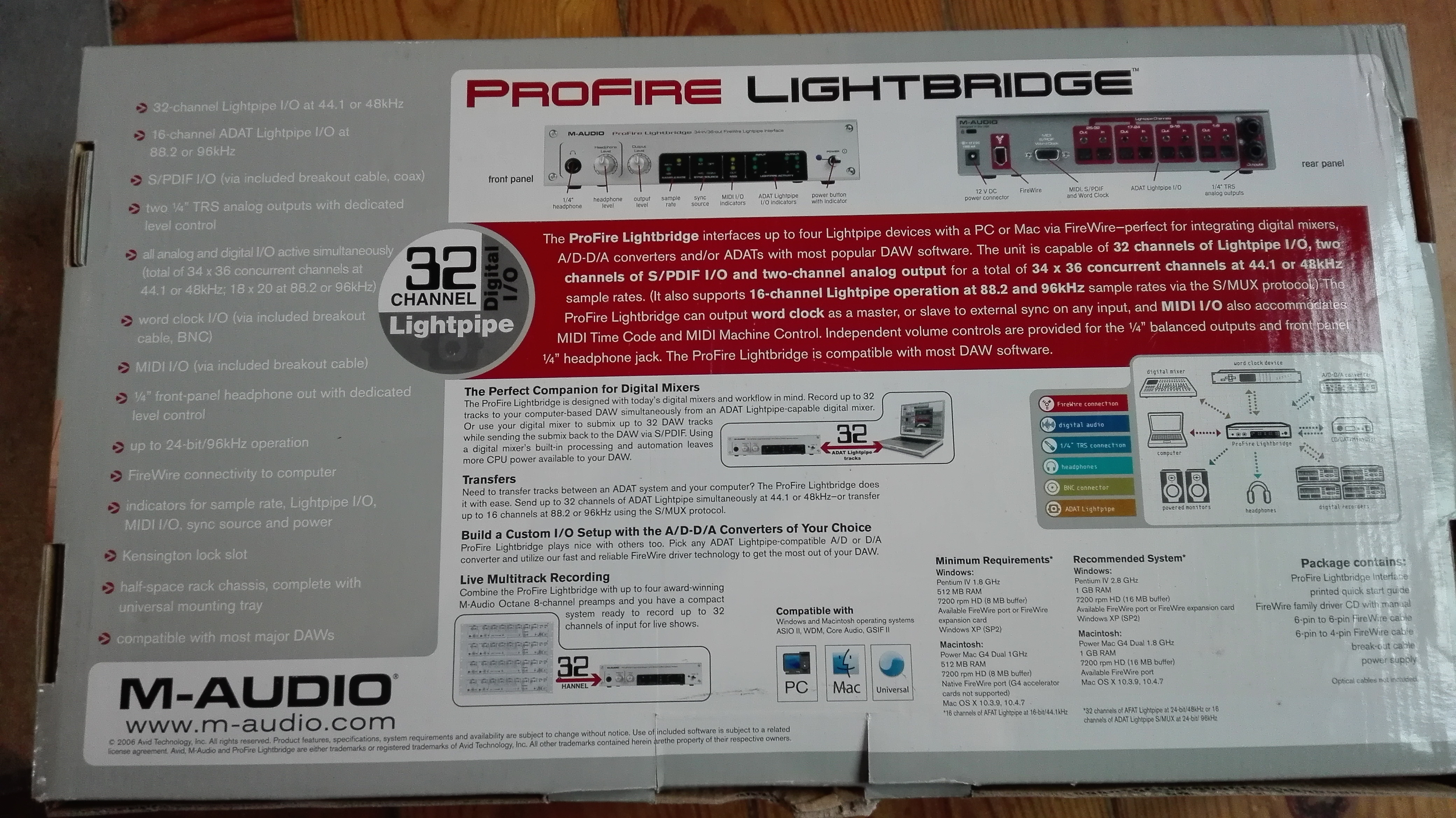 ProFire Lightbridge