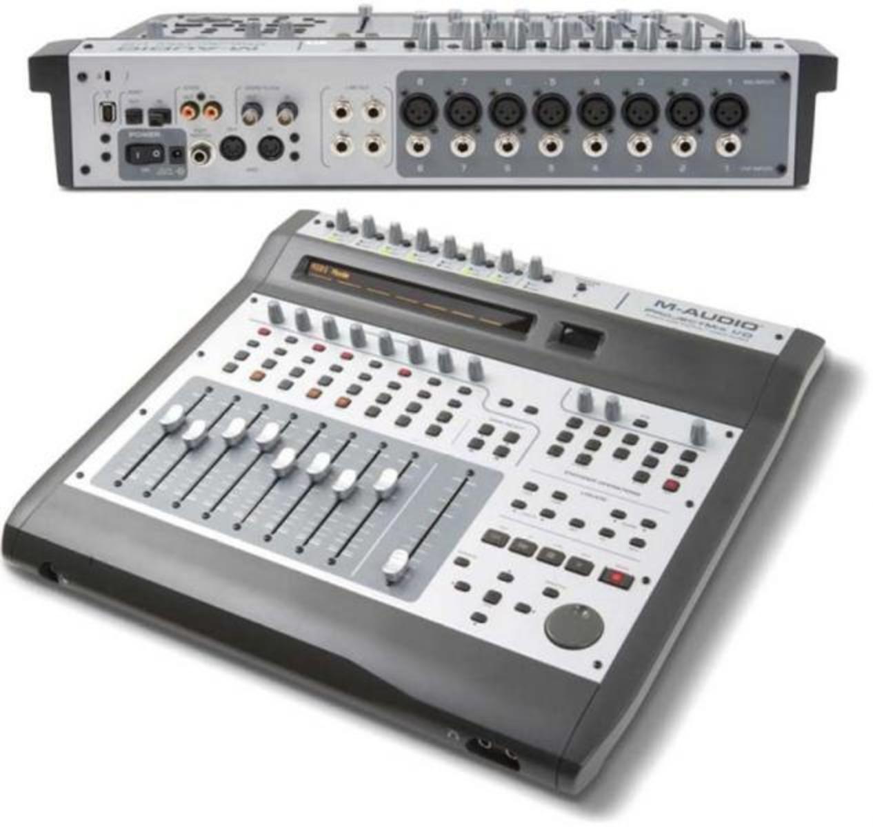 m audio projectmix i o image 1516076 audiofanzine rh en audiofanzine com m-audio projectmix i/o user manual M-Audio Project Mix Manual
