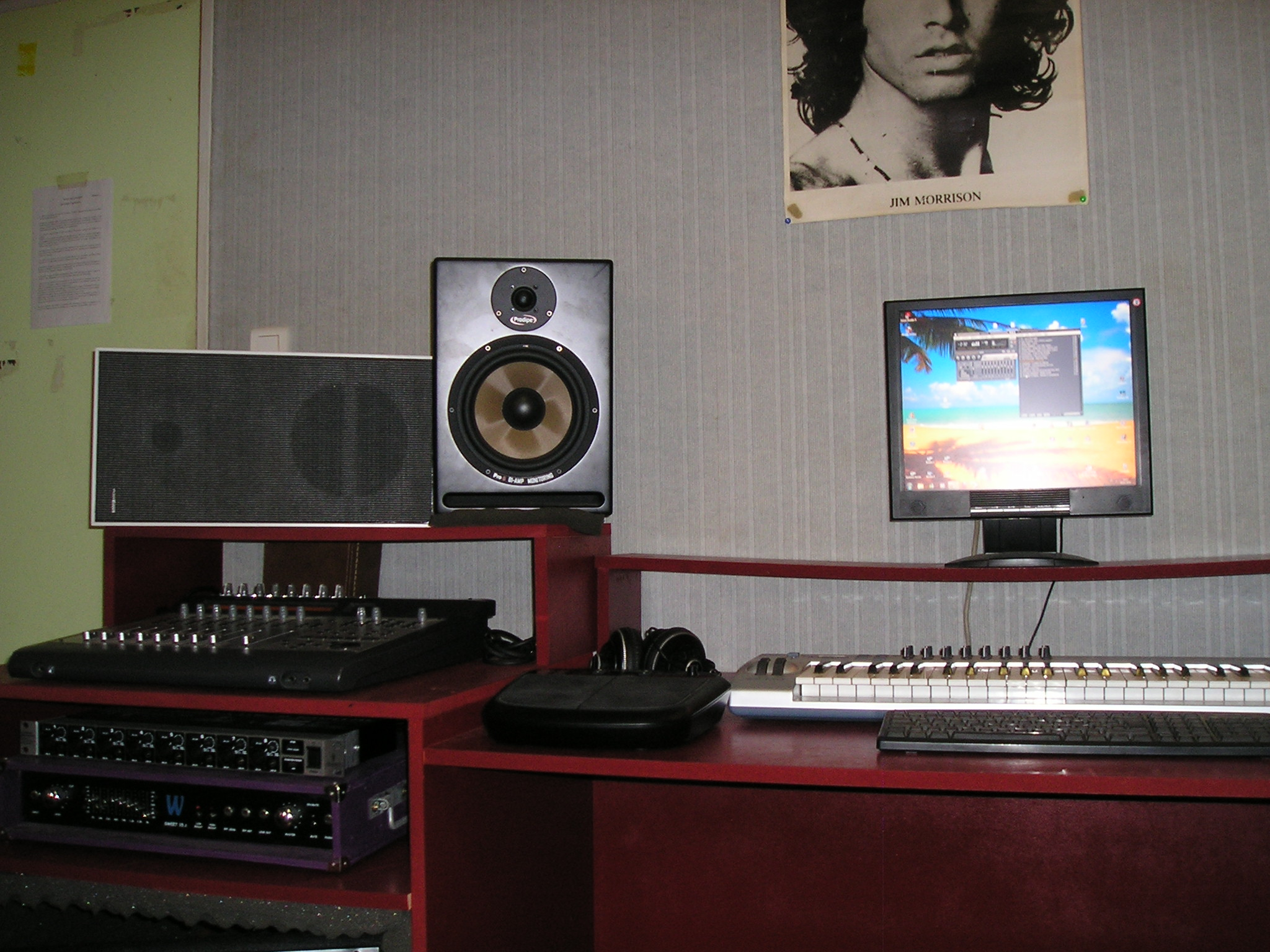 M-Audio Projectmix I/O problem