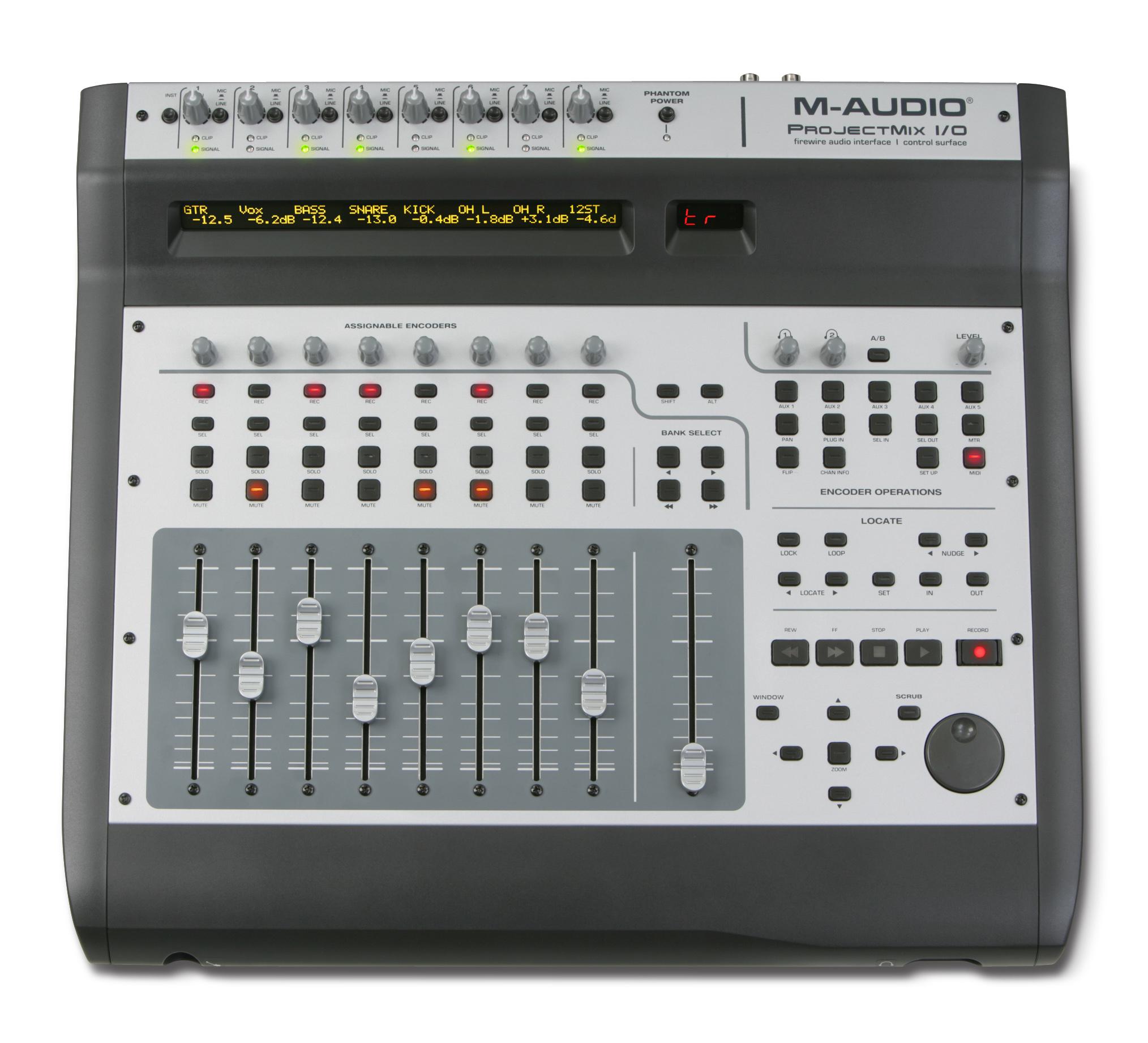 M Audio Projectmix : m audio projectmix i o image 600148 audiofanzine ~ Russianpoet.info Haus und Dekorationen
