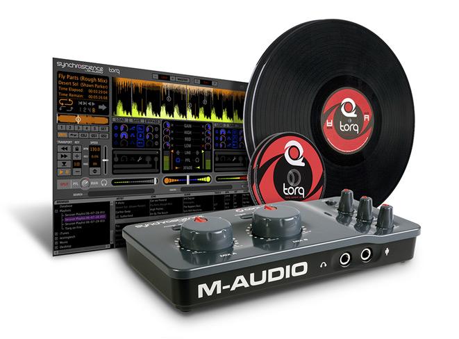 M audio torq