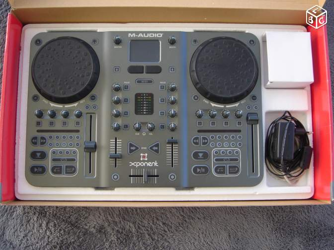 Driver UPDATE: M-AUDIO Platine DJ Xponent