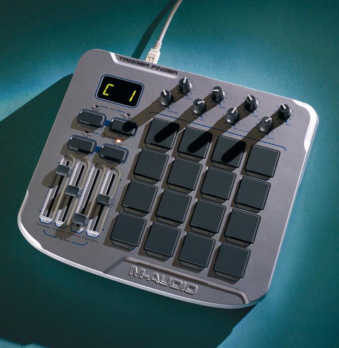 m audio trigger finger pro manual pdf