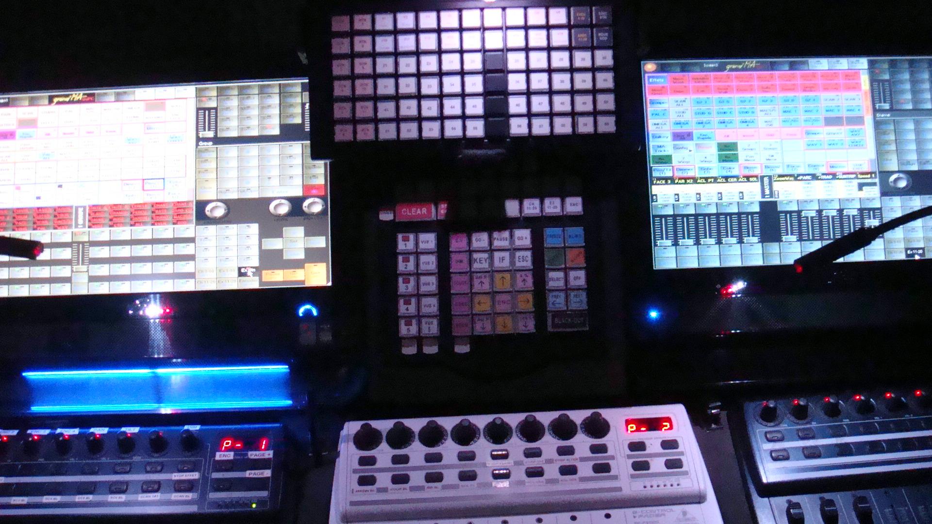 Ma Lighting GrandMA OnPC Le diner de cons images  sc 1 st  Audiofanzine & Ma Lighting GrandMA OnPC image (#451485) - Audiofanzine azcodes.com