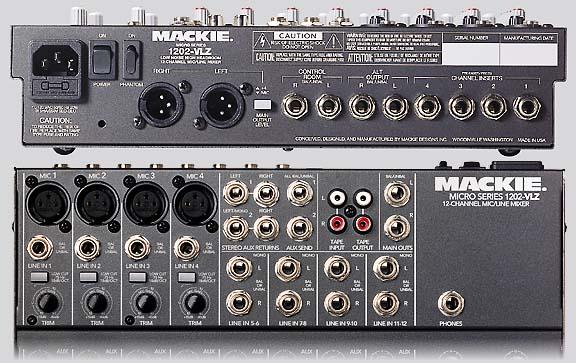 mackie 1202 vlz pro image 1088139 audiofanzine. Black Bedroom Furniture Sets. Home Design Ideas