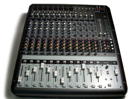 Table de mixage mackie onyx 1620 avec carte firewire - Table de mixage avec carte son integree ...
