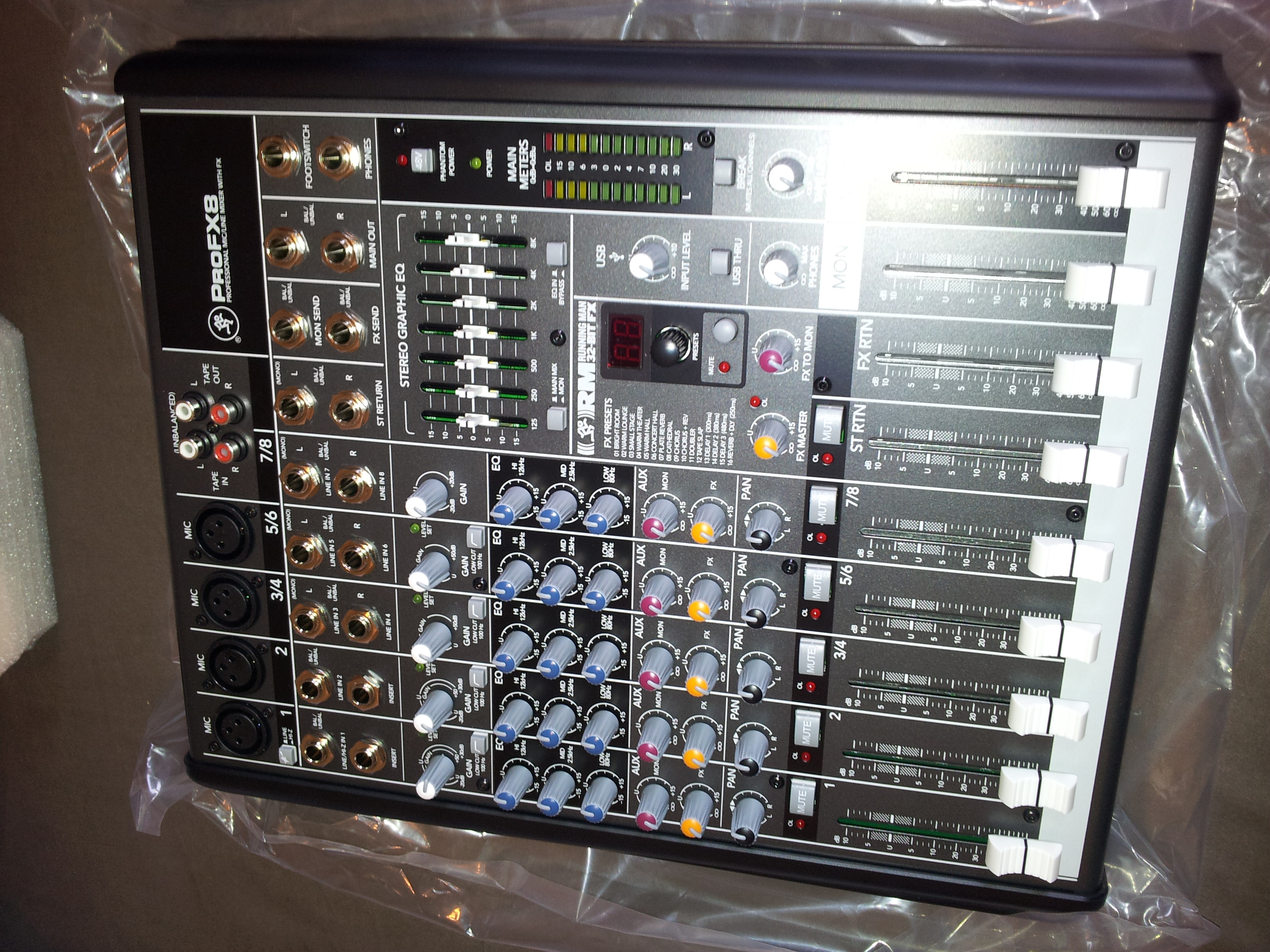 List Of Synonyms And Antonyms The Word Mackie Profx8 V2 Effects Mixer With Usb Unboxing Youtube