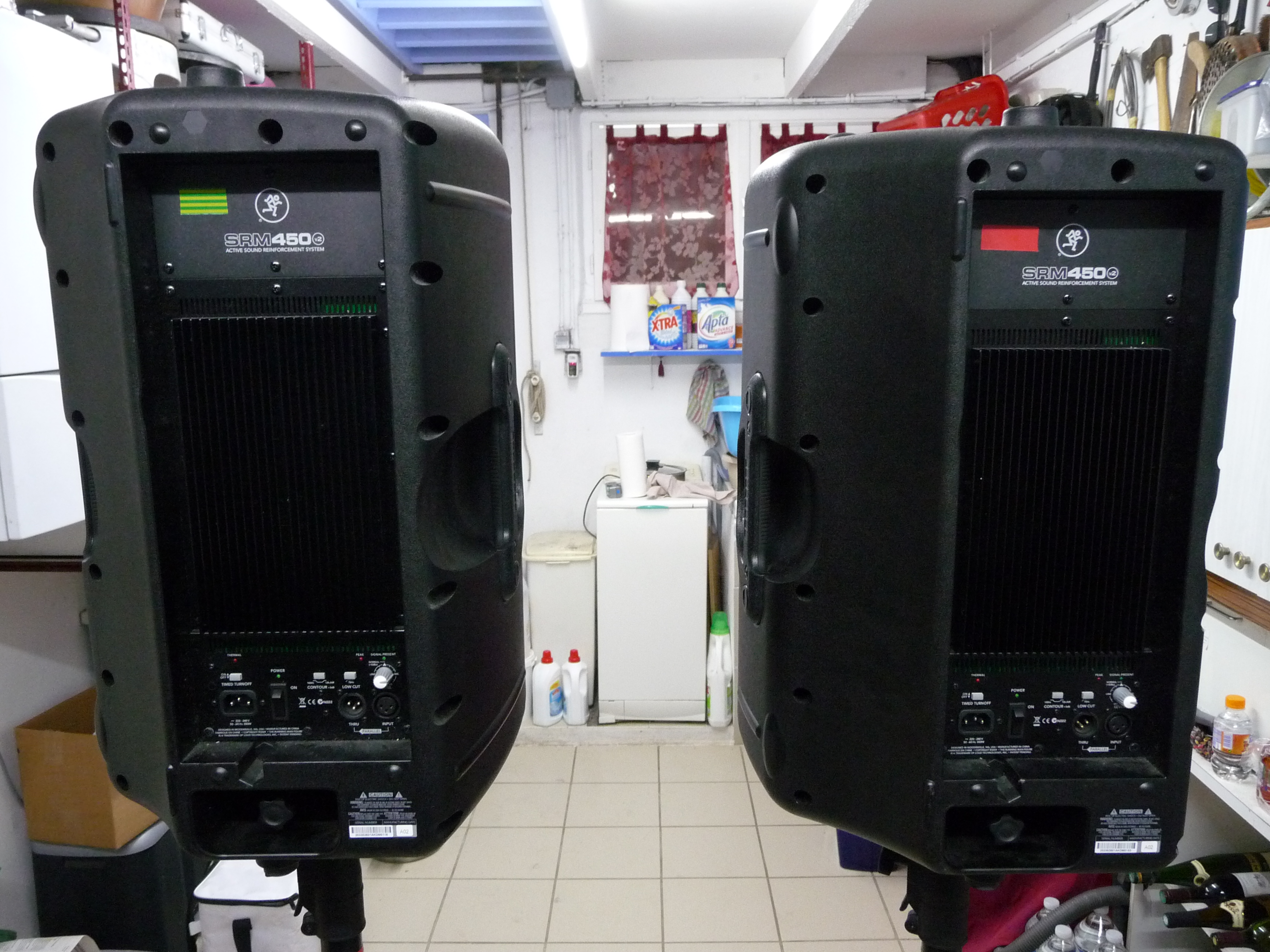 mackie srm450v2 image 518399 audiofanzine