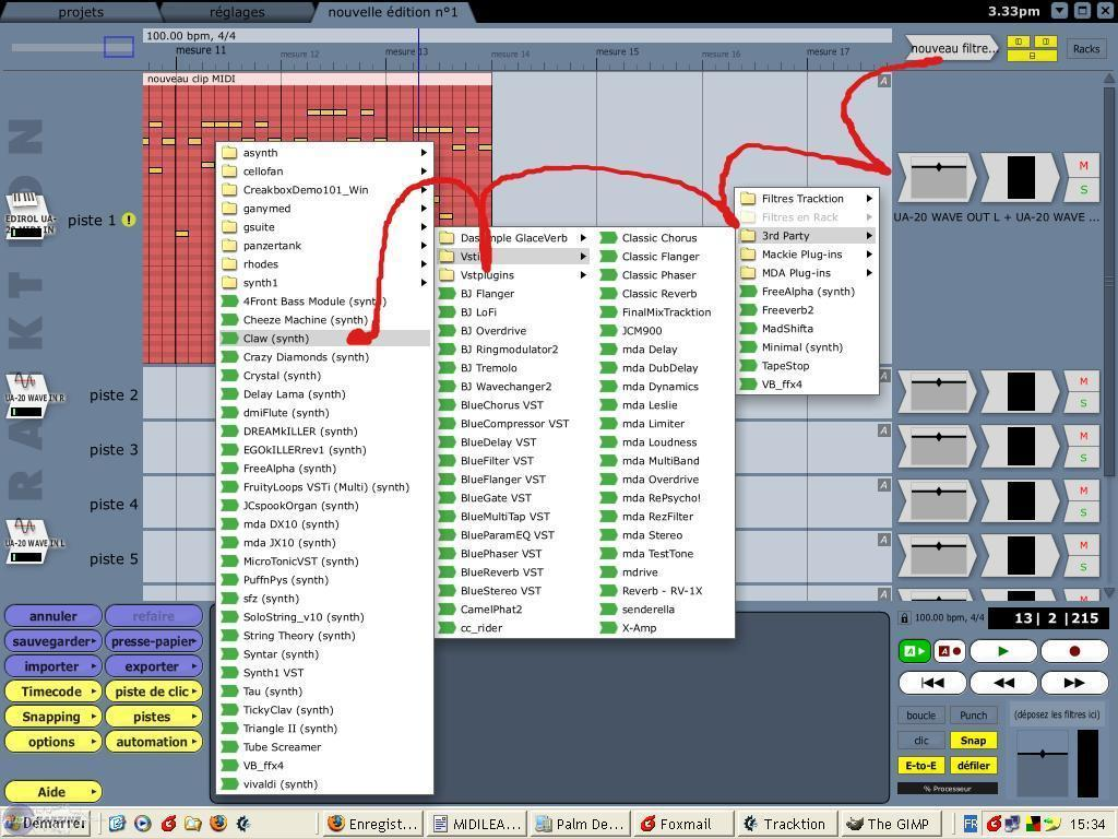 Tracktion 2