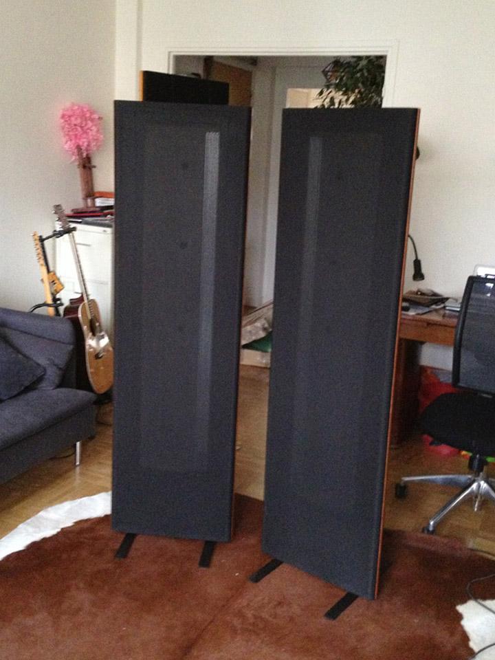Magnepan Magneplanar MG1.6/QR loudspeaker | Stereophile.com