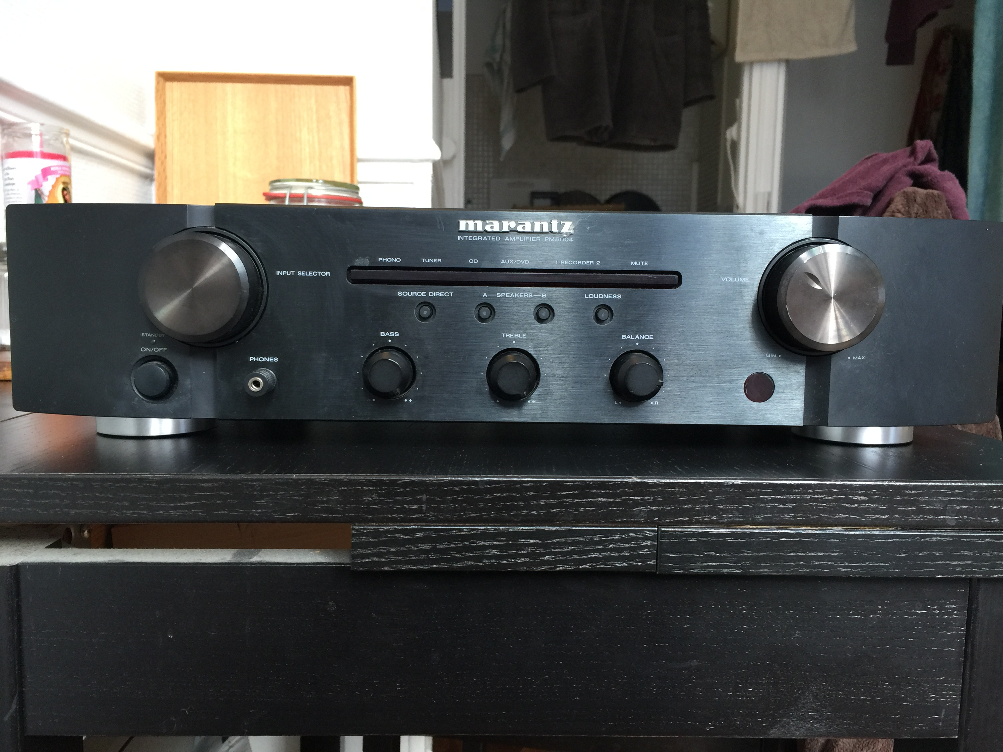 Marantz pm 5004 what hi fi — photo 2