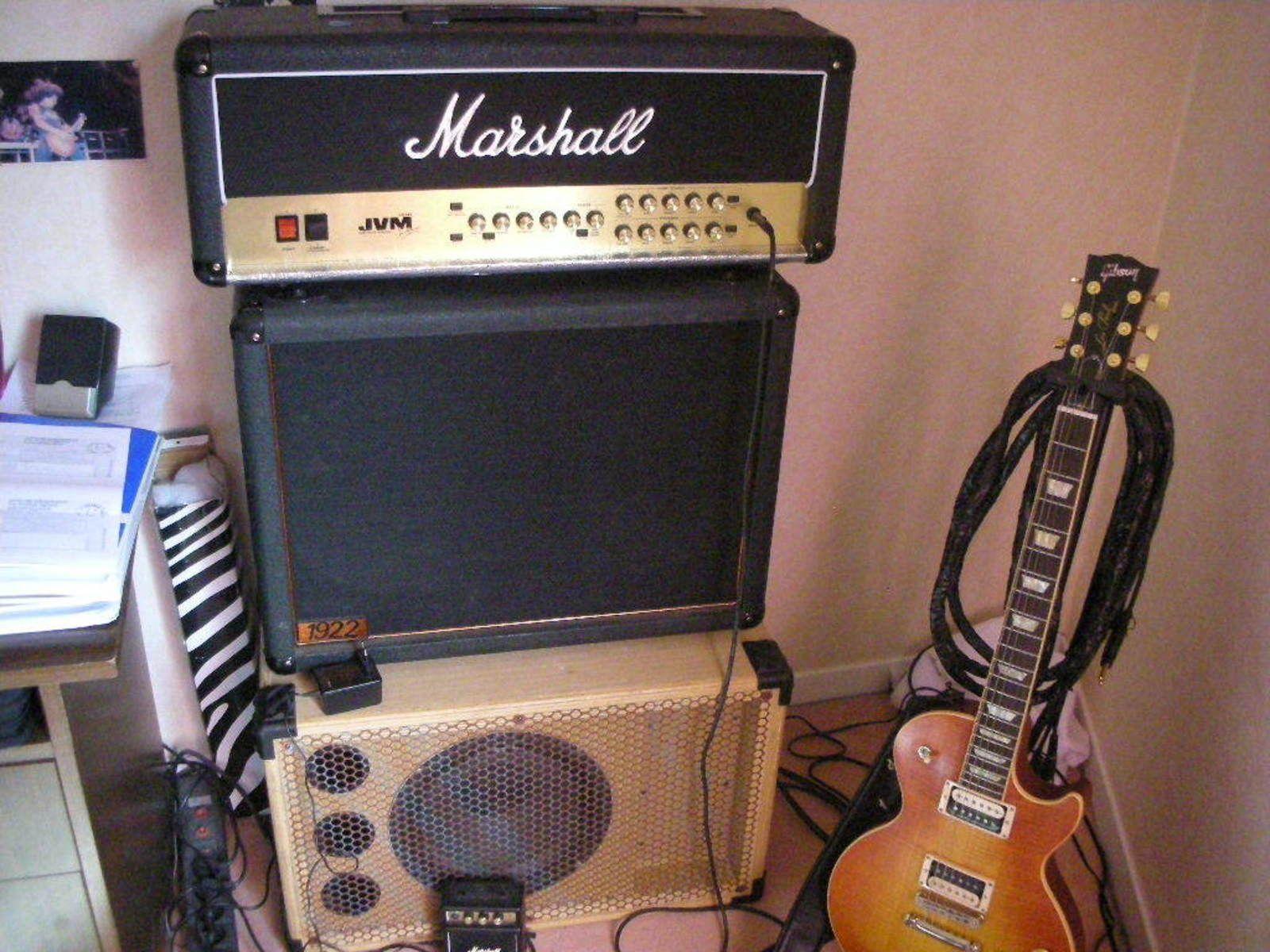Inspirational Marshall 2x12 Speaker Cabinet