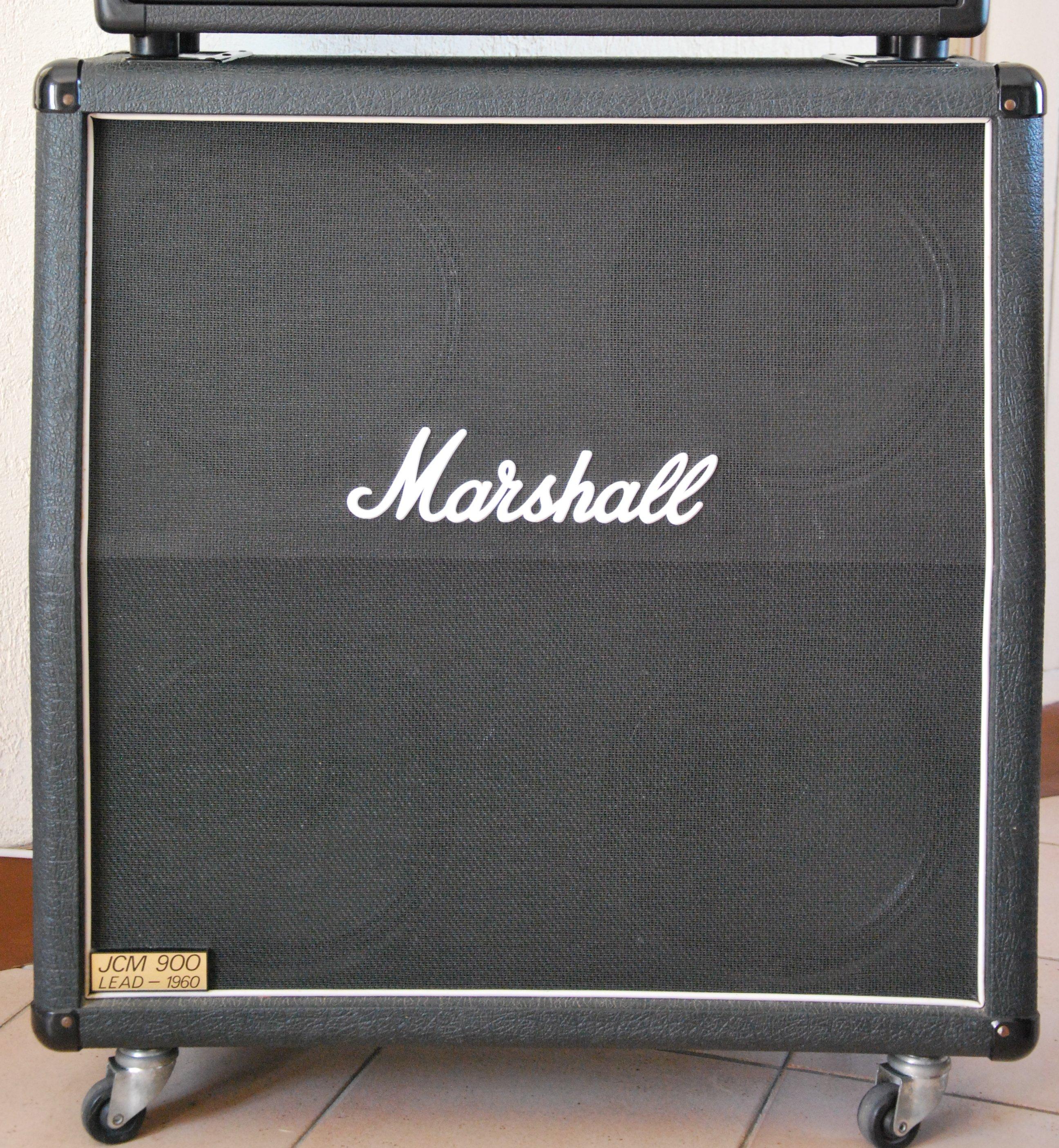 marshall 1960a jcm800 lead image 232507 audiofanzine. Black Bedroom Furniture Sets. Home Design Ideas